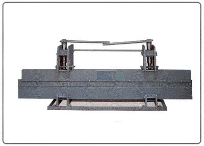 Hand Operated Sheet Bending Machine