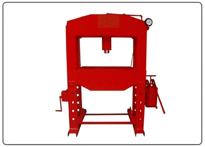 Hydrauic Press Hand & Power Operated