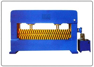 Hydraulic Sheet Bending Pillar Type