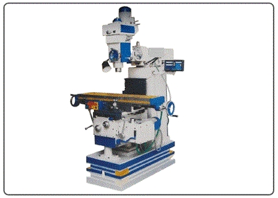 MTR type Milling Machine