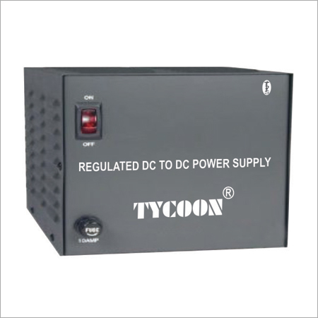Dc To Dc Power Supply (DCPS)