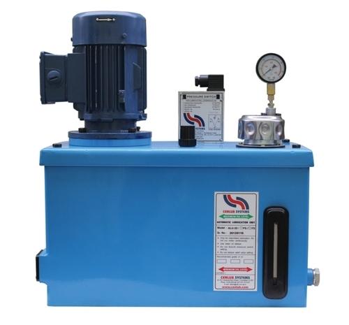 Motorised Lubrication Unit