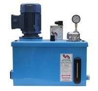 Motorised Lubrication Unit