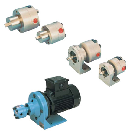Rotary Pump And Motor Pump Assembly