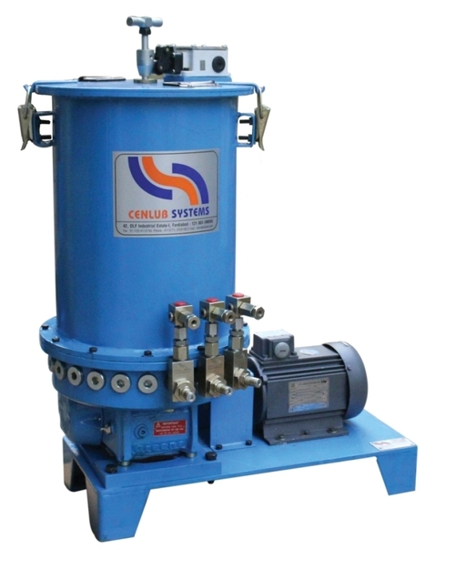 Multiline Lubrication System
