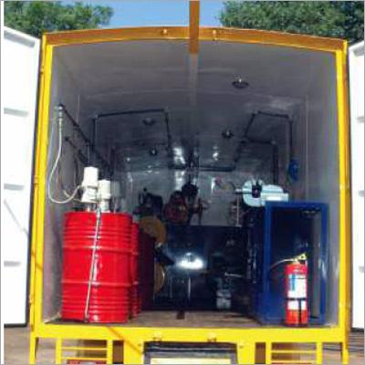 Lube Van-Mobile Service Van