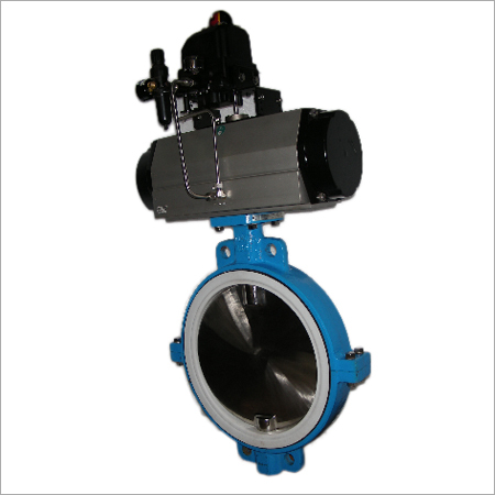 PTFE Seated Butterfly Valves