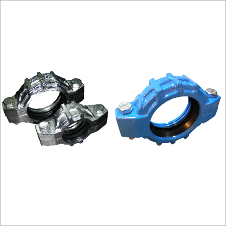 Flexible Grooved End Pipe Coupling