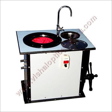 Single Disc Polishing Machine