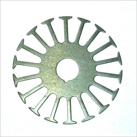PMDC Motor Rotor Stamping