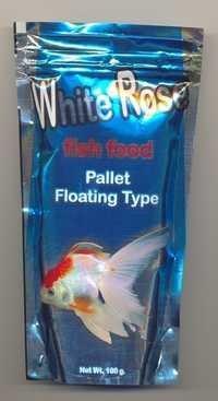 White Rose Pellet Fish Food