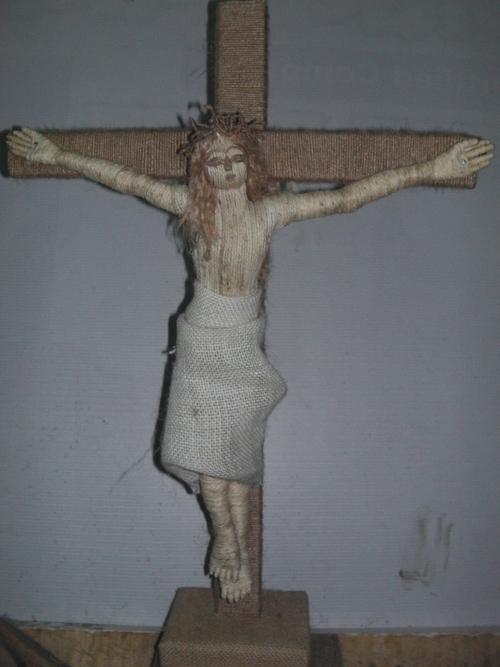JESUS CHRIST JUTE MODELS
