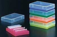 Pcr Tube Rack With Lids