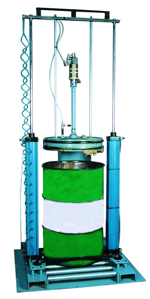 Barrel Grease Pump Assembly