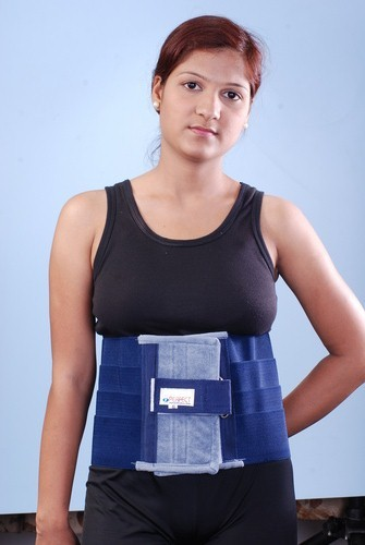Lumbo Sacral Belt Blue