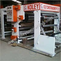 Hotmelt Adhesive Coating Machine