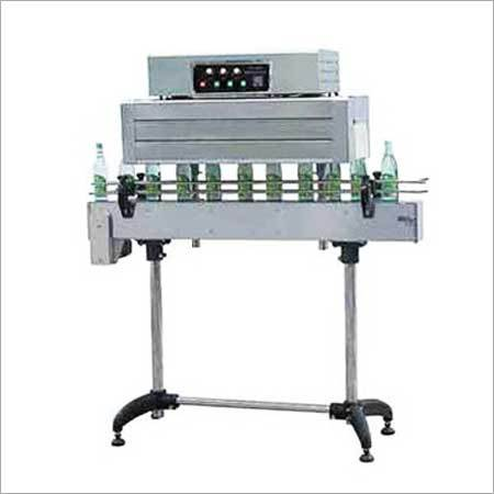 Label Thermal Shrink Packaging Machine