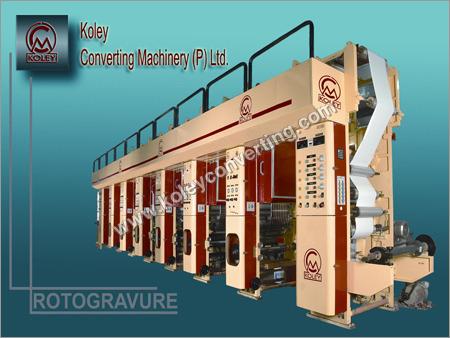 Foil Printing Machinery