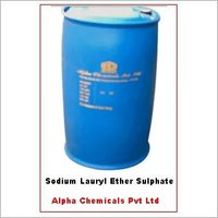 SODIUM LAURYL ETHER SULPHATE