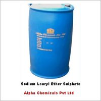 Sodium Lauryl Ether Sulphate 28% To 30%
