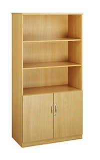Office wooden cupboard