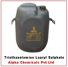 TRIETHANOLAMIDE LAURYL SULPHATE
