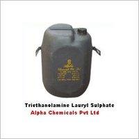 TEA Lauryl sulphate