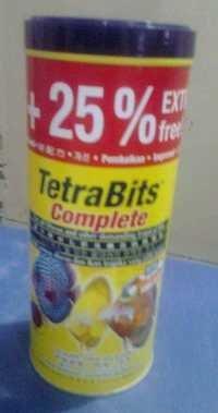 Tetrabits 25 % Extra