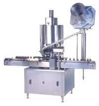 AUTOMATIC MULTIHEAD ROPP CAPPING MACHINE