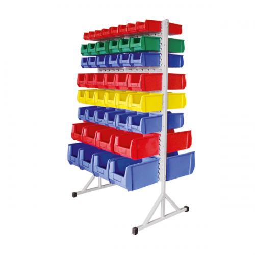 Louver Panel Stand