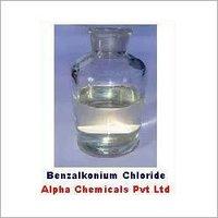 benzalkonium chloride disinfectant