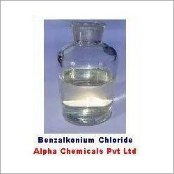 benzalkonium chloride liquid