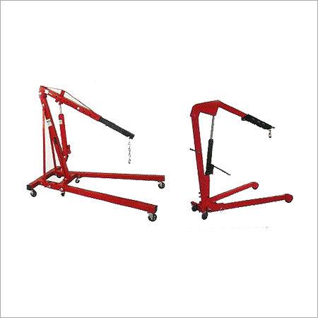 Vanjax Hydraulic Floor Cranes