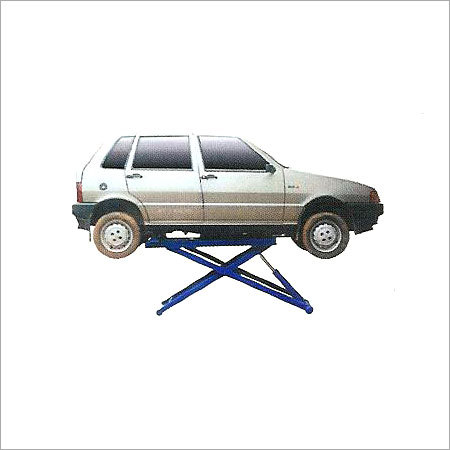Portable Scissor Auto Lifts