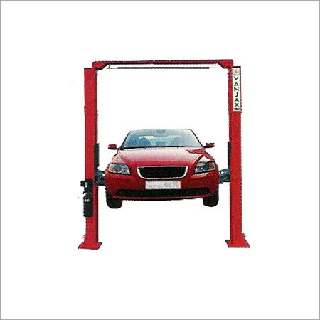 Hydraulic Garage Equipment