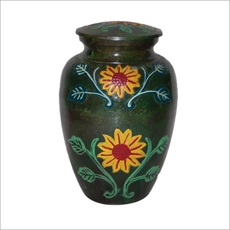 Pottery Cremation Urns