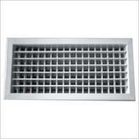 Industrial Double Deflection Grille