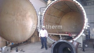 Rubber Lining Autoclave