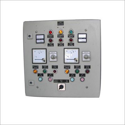 Precision Electrical Control Panels