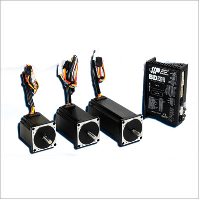 103H Stepper Driver and motors