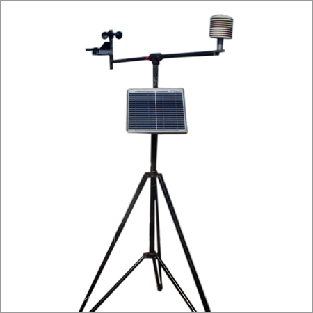 Automatic Weather Monitor with Sensors