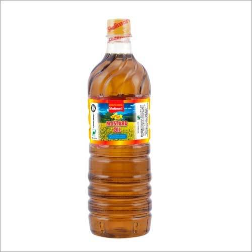 Mustard Oil 1 Ltr Pet Bottle