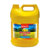 Mustard Oil Jar 5 Ltr