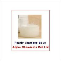 Shampoo base concentrate