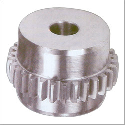 Conventional Flexible Gear Coupling
