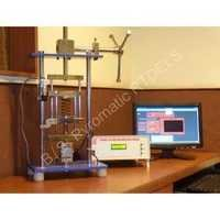 Spring Testing Machine Analyzer