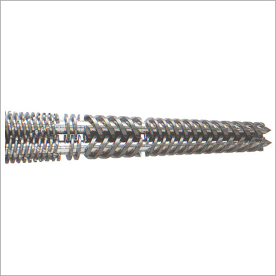 Conical Twin Screw