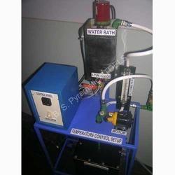 Rotameter Setup With Temperature PID Controller