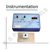 Capacitance Measurment Trainer