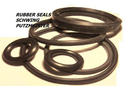 Rubber Seal For Putzmeister Concrete Pump
